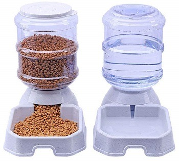 Chuanyue Automatic Pet Waterer Feeder