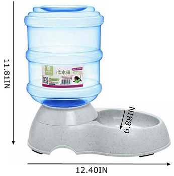 Cydnlive Automatic Pet Waterer and Feeder review
