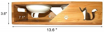 Lepet Elevated Pet Feeder review