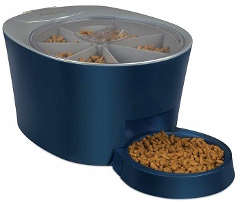 Six Meal Feeder review