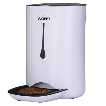 Wopat Automatic Pet Feeder