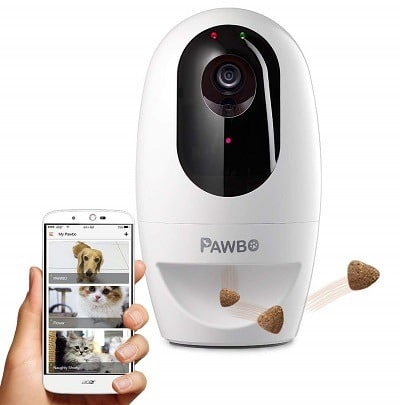 Automatic Pet Treat Dispenser For Bigger Dogs