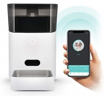 Petnet SmartFeeder (2nd generation) - Automatic Wi-Fi Pet Feeder