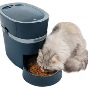 Best Smart Wi-Fi Electronic Pet Food Feeder, Bowl & Dispenser